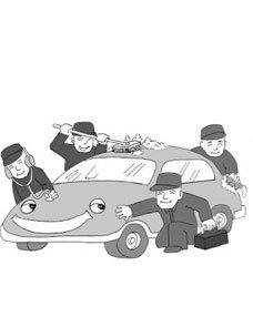 汽车服务七大陷阱