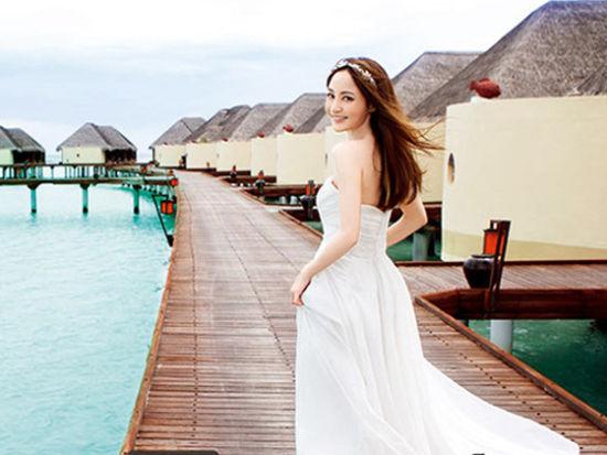 姚笛—海边的新娘