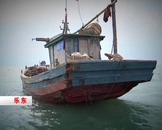 方世林的渔船
