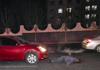 妇女遭车碾压身亡