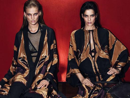 Gucci2014广告大片发布新生代名模时尚演绎