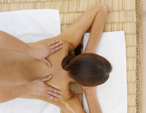 韩式按摩3:肩颈按摩