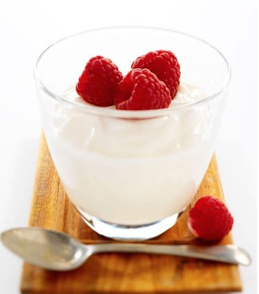 酸奶美容护肤的方法