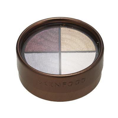 推荐产品:Skinfood 四色柔滑咖啡眼影