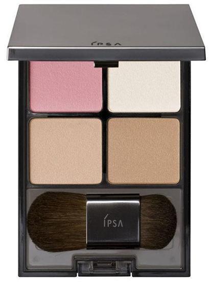 产品推荐:IPSA柔妆轮廓修饰造型彩盒