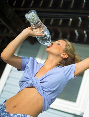 补血养颜小妙招——多喝水、喝对水