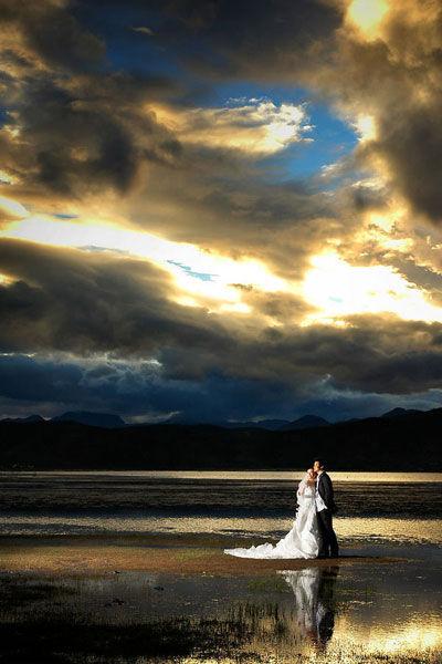 婚纱照注意事项1:相册
