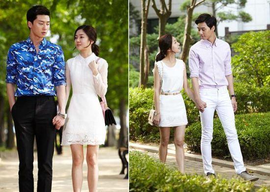 《温暖的一句话》意外让朴瑞俊饰演的宋民洙穿搭造型,成为当地话题之一