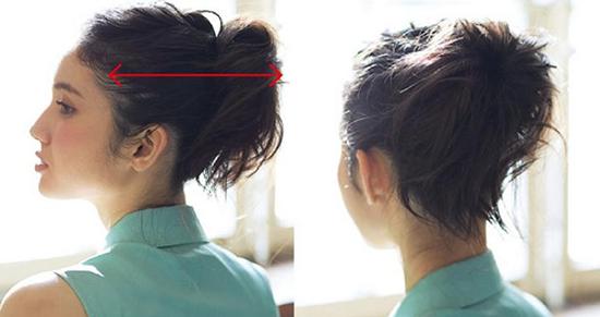 POINT 1 增加脑后的发量
