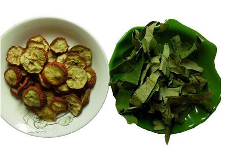 自制荷叶减肥茶配方