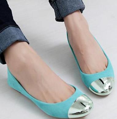 平底鞋如何搭配