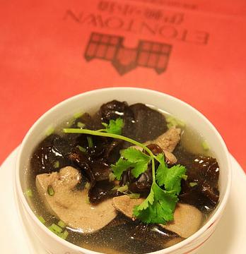 黑木耳猪肝汤
