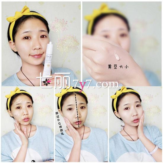 韩国小可爱妆容 分分钟给你好气色