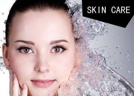 正确洗脸方法