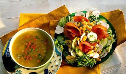 夏季养颜美白食物