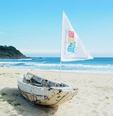 清水湾:享受私人海滩
