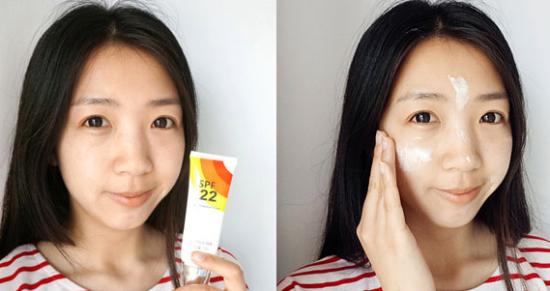 有的女生希望自己化妆后看起来很像学生,不仅减龄看起来还非常小