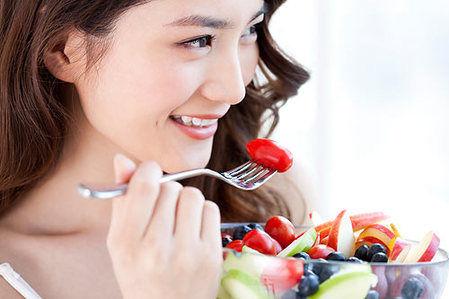 误区二:食欲差水果减肥