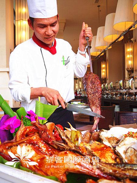 黎客国际酒店拉丁美食节攻略