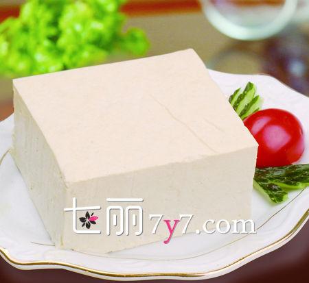豆腐减肥方法