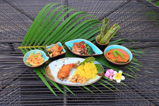 印尼风味套餐