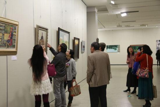 第四届海南省女画家协会美术作品展