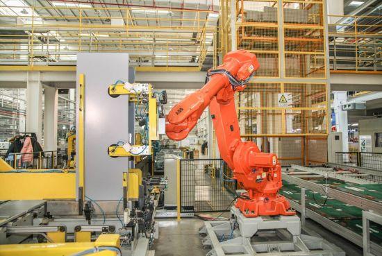 中国唯一能与工业4.0对话的家电企业是海尔