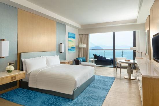 三亚山海天万豪酒店推出暑期夏令营亲子活动