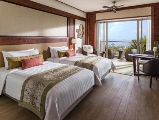 香格里拉酒店客房