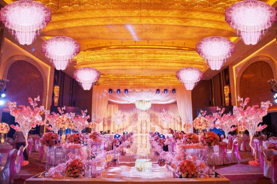 婚礼组织结构图