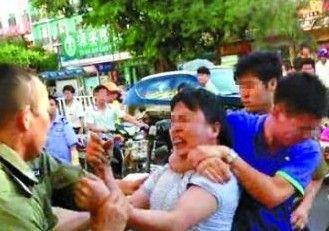 三亚城管暴力执法