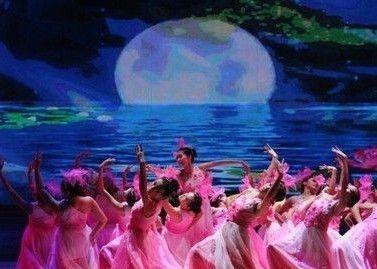 海经院演绎中国梦