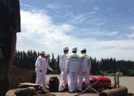 沉船六人失踪