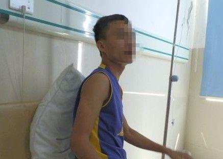 乐东高考生被砍