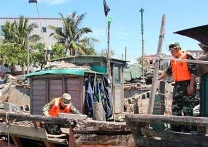 渔船安全大检查