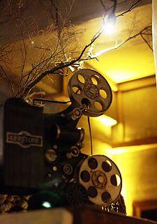 旧时光的放映机